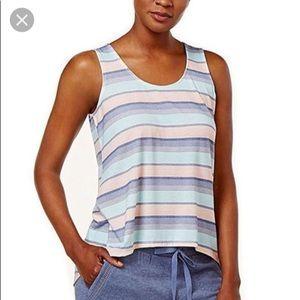 Alfani size xxl pajama top/tank/shirt only NWT